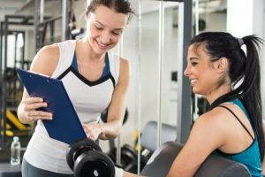 Personal Female Fitness Trainer